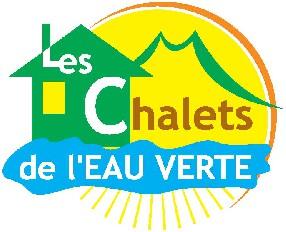 logo CHALETS de l'EAU VERTE