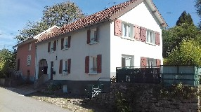 Gîte Les Brimbelles Luvigny