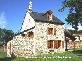 GITE DE LA TABLE RONDE Issoudun Létrieix