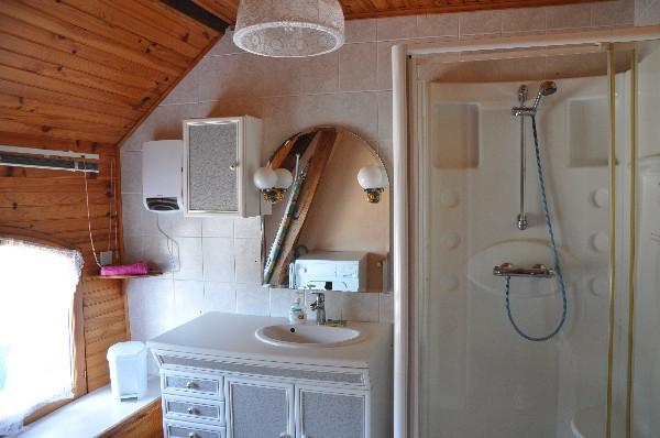 La salle de bain de l'aigrette garzette.