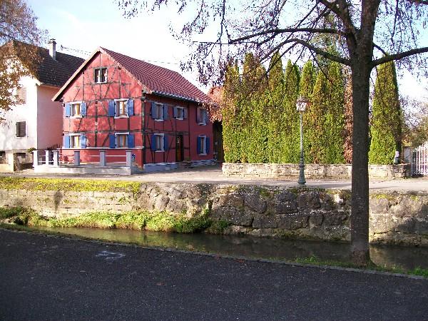 Eichestuba - Gite et chambres d'hotes en Alsace