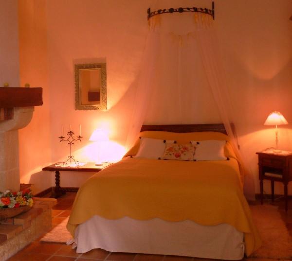 chambre 1 avec lit140