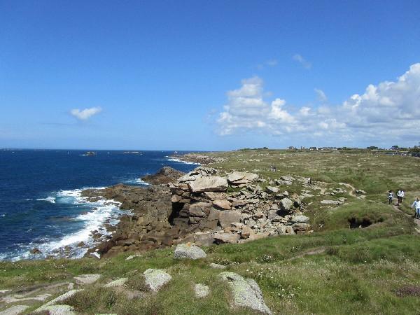 Fruits de mer à déguster sans modération mais aussi,poisson, coquillages,  crêpes, galettes...