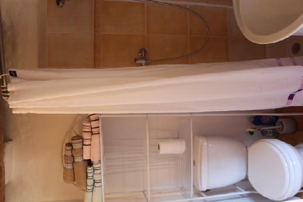 La salle d'eau/wc